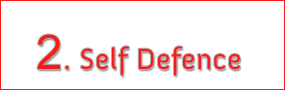 Self Defence - Learn more
